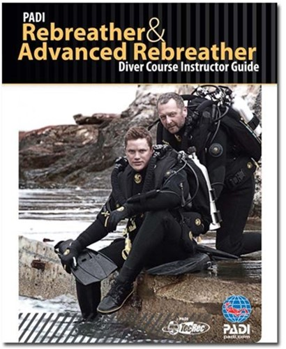 PADI CD-ROM - PADI Rebreather & Adv Rebreather, Instructor Guide E/F/S