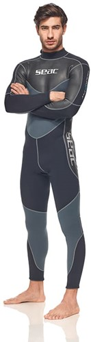 Seac Wetsuit  Body-Fit Camo Man 1,5mm