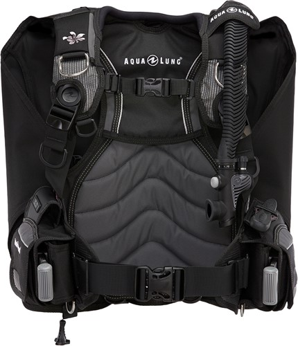 Aqualung Lotus Black/Charcoal ML trimvest