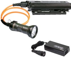 Metalsub KL1242 LED2400 + PR1204 kabellamp