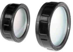 Metalsub Lampring incl. Diffused Glass 55 mm