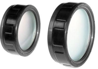 Metalsub Lampring Inclusief Diffused Glas 70mm