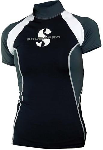 Scubapro Rashguard Graph T-Flex Vrouw UPF80 Short Sleeve