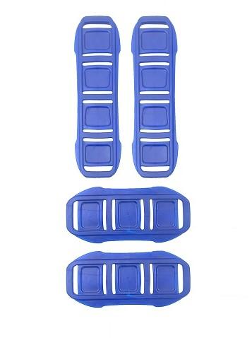 Scubapro S-Tek Waist&Shoulder C-Kit/Blu