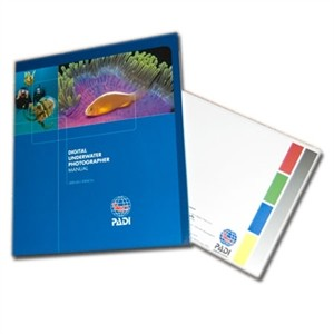 PADI Pack - Digital Underwater Photographer