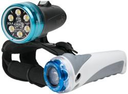 Light & Motion Sola Dive 1200 Combo Eu duiklamp