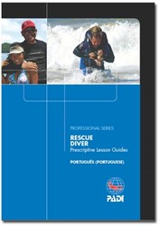 PADI CD-ROM - Rescue Prescriptive Lesson Guides