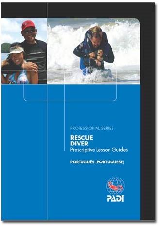 PADI CD-ROM - Rescue Prescriptive Lesson Guides