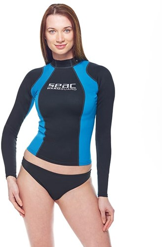 Seac Rash Guard Warm Guard Long Lady L