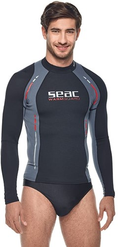 Seac Rash Guard Warm Guard Long Man  Xs
