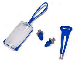 Aquasphere Ear Plugs Navy / Grey