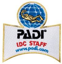 PADI Emblem - IDC Staff