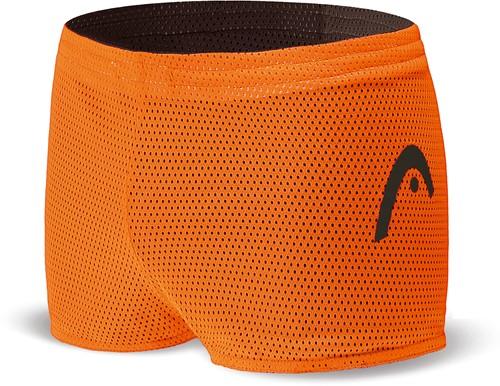 Head Double Power Drag Suit L Black-Orange