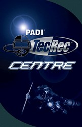 PADI Poster - PADI TecRec Center