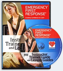 PADI CD-ROM - EFR, Instructor Lesson Guides