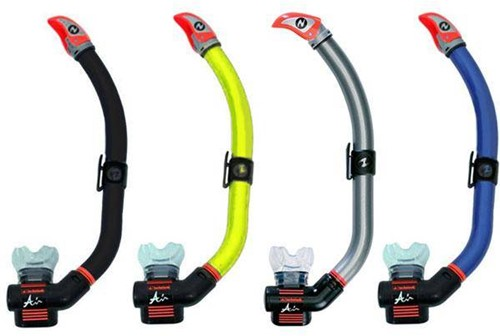 Aqualung Air Dry PV snorkel-2