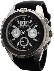 Momentum D6 Chrono Special Edition Black 'Fitted' Rubber