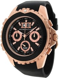 Momentum D6 Chrono Special Edition Rose Gold