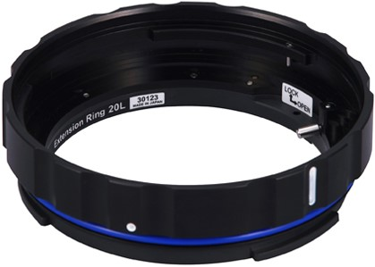 Sea & Sea Extension Ring 20L (With Lock, For Nx Mount)