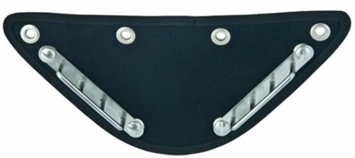 Tecline Sidemount Butt Plate Voor Side-16 Avenger Wing