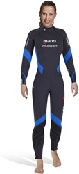 Mares Monosuit Pioneer 7Mm She Dives S6