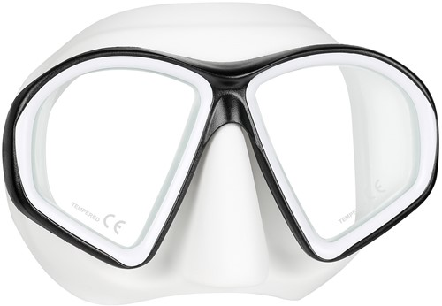 Mares Mask Sealhouette Bkwh Bx