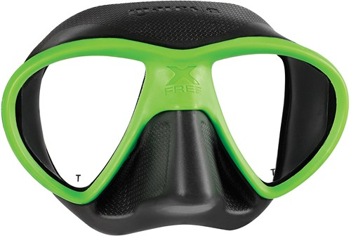 Mares Mask X-Free Lmbk Bx