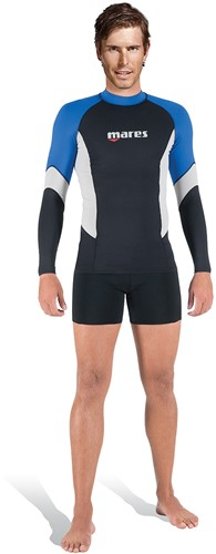Mares Rash Guard Upf Block +80 Man M