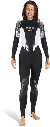 Mares Wetsuit Coral 0.5Mm She Dives S5