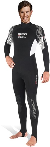 Mares Wetsuit Coral 0.5Mm Man S4