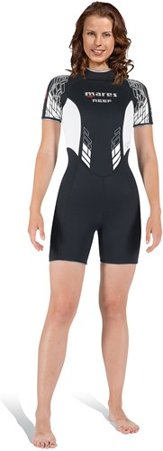 Mares Wetsuit Shorty Reef 2.5Mm She Dives S5