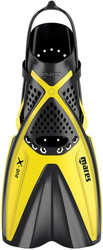 Mares Fins X-One Junior geel (24-29)