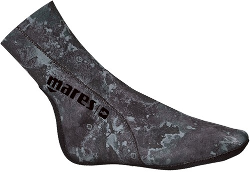 Mares Socks Camo Black 30 Xl