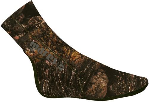 Mares Socks ILLUSION BWN 30