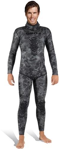 Mares Pants Explorer Camo Black 50 Open Cell S6