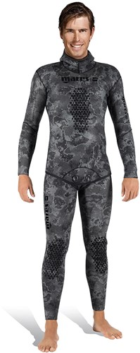 Mares Pants Explorer Camo Black 30 Open Cell S4