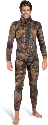 Mares Pants Illusion Bwn 50 Open Cell S4