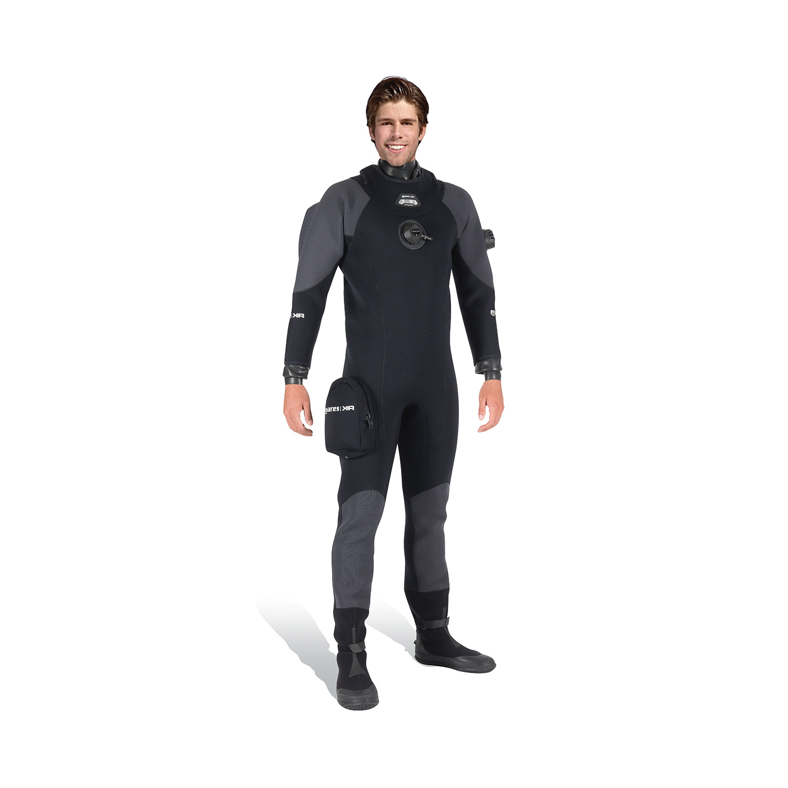 Mares XR3 Neoprene Latex Dry Suit - XR Line