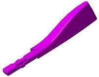 Ocean Reef Marker Wing Purple