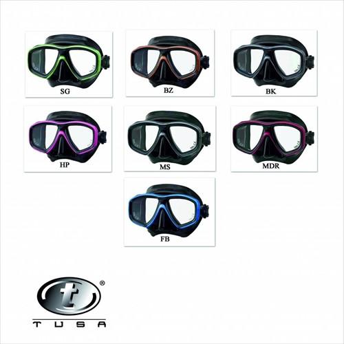 Tusa M212 Ceos duikbril-3