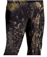 Mares Short Pants Illusion W/Pocket 2Mm Opcell S  Cm