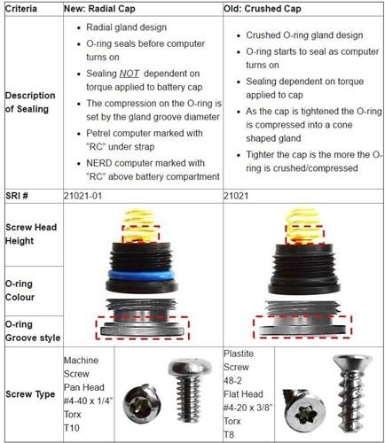 Shearwater Petrel Battery Plug-3