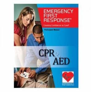 PADI Manual - EFR CPR/AED Participant (German)