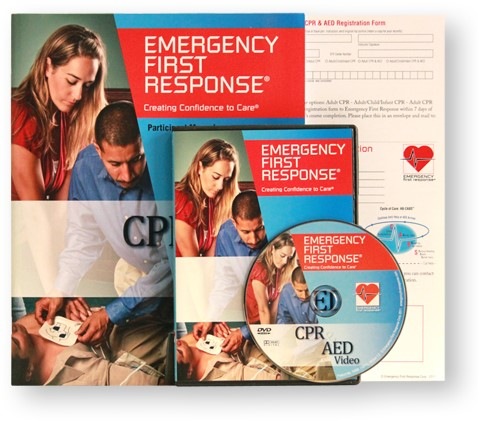 PADI Pack - EFR CPR & AED, Participant - Japanese