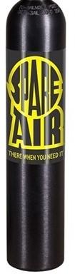 Spare Air Aluminium tank neon yellow (3.0 cu.ft. 3000 psi) (#12) SA002300YEL
