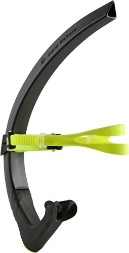 Aquasphere Focus Front Snorkel Black / Green