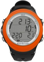 Aqualung duikcomputer i200 oranje