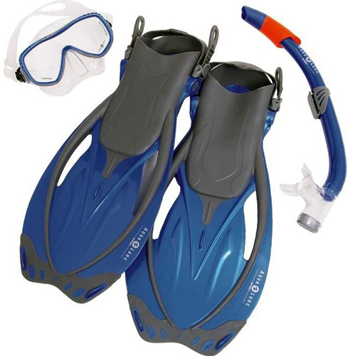 Aqualung Yucatan Pro Set Blue S/M (38-41)