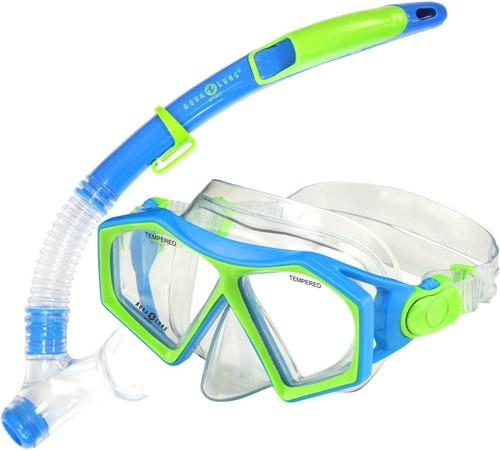 Aqualung Molokai + Spout Blue / Green