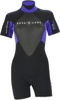 Aqualung 3mm duikpak Shorty Mahe Women XL-1